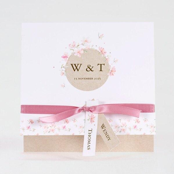 trouwkaart-roze-bloemen-met-ecolook-TA0110-1900012-03-1