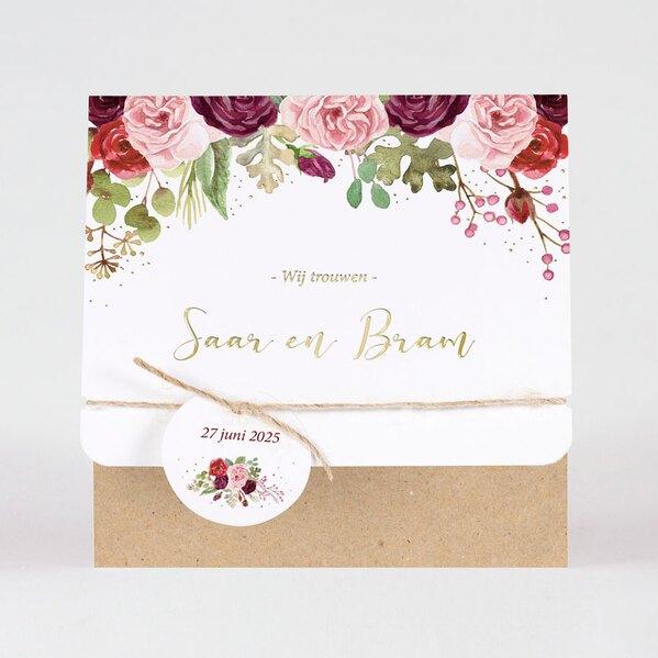 trouwkaart-met-bloemenrand-en-namen-in-goudfolie-TA0110-1900043-03-1