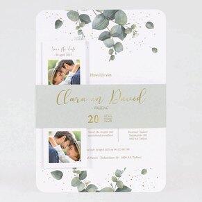 luxe-trouwkaart-eucalyptus-met-goudfolie-en-fotostrip-TA0110-1900053-03-1