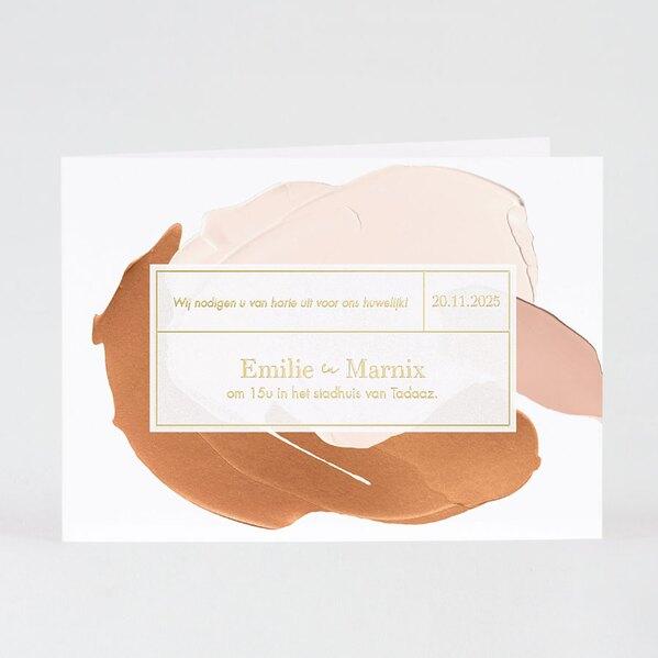 trouwkaart-met-verfstrepen-en-goudfolie-TA0110-2000028-03-1