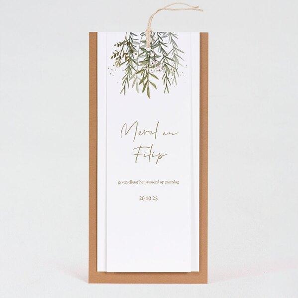 hippe-uitnodiging-bruiloft-kraft-met-groen-takje-TA0110-2000042-03-1
