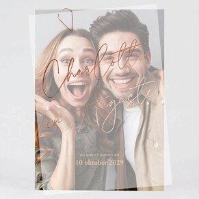 minimalistische-trouwkaart-met-folie-en-foto-TA0110-2100004-03-1