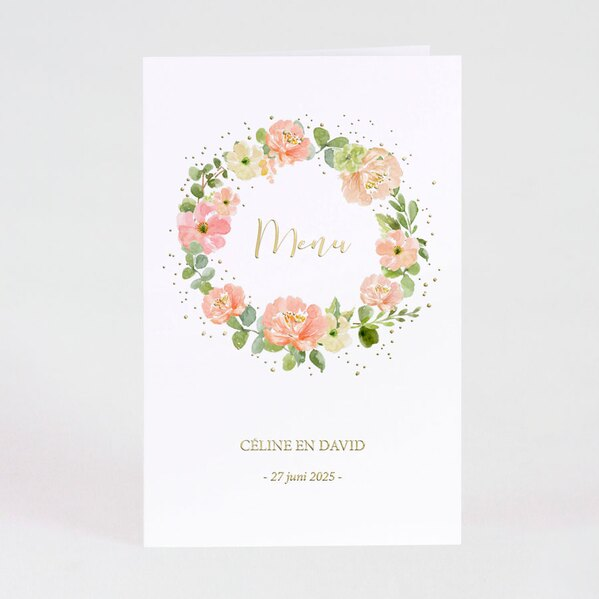 mooie-menukaart-met-bloemenkrans-en-goudfolie-TA0120-1900034-03-1