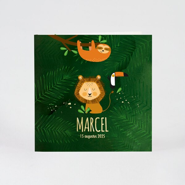 leuke-jungle-geboortekaart-met-leeuw-en-goudfolie-TA05500-2000049-03-1