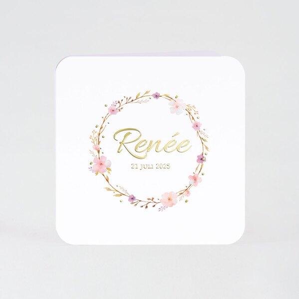 meisjes-speciale-geboortekaartjes-met-goudfolie-en-bloemenkrans-roze-TA05500-2000057-03-1