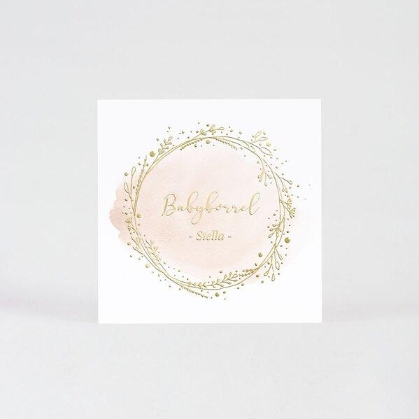 uitnodiging-babyborrel-met-bloemenkrans-aquarel-en-goudfolie-TA0557-2000004-03-1