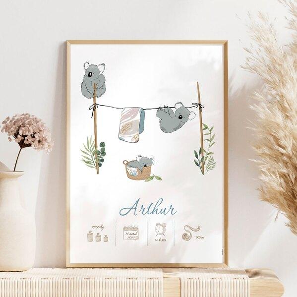 affiche-chambre-bebe-famille-koalas-TA05909-2000003-02-1