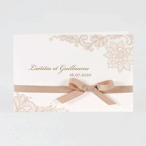 faire-part-mariage-dentelle-ruban-beige-buromac-106065-TA116-065-02-1