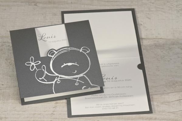 lief-geboortekaartje-met-zilveren-teddybeer-buromac-505072-TA505-072-03-1