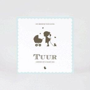 muntgroen-geboortekaartje-silhouet-grote-zus-buromac-505095-TA505-095-03-1