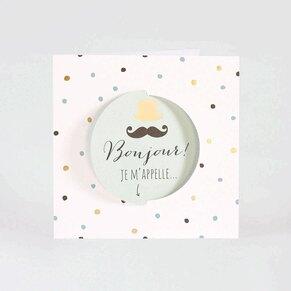 faire-part-naissance-moustache-chapeau-or-buromac-507049-TA517-049-02-1