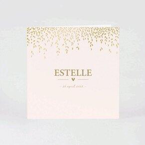 roze-geboortekaartje-met-bloemblaadjes-in-goudfolie-buromac-519001-TA519-001-03-1