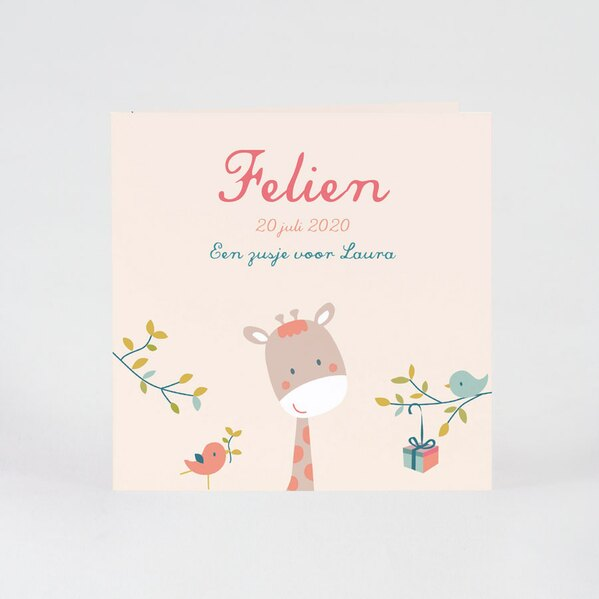 roze-fotokaartje-met-giraf-buromac-586138-TA586-138-03-1