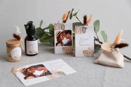 Cadeau invité mariage